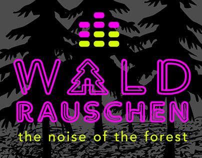 CI & Logo Design WALDRAUSCHEN