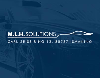 M.L.H. Solutions webdesign