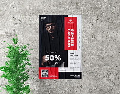 Fashion Advertisement Flyer