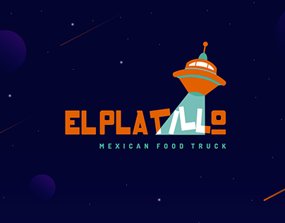 El Platillo Mexican Food Truck | Marca
