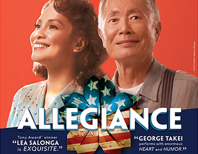 Allegiance on Broadway