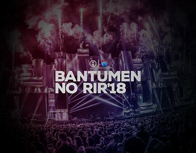 Bantumen no Rock in Rio Lisboa 2018