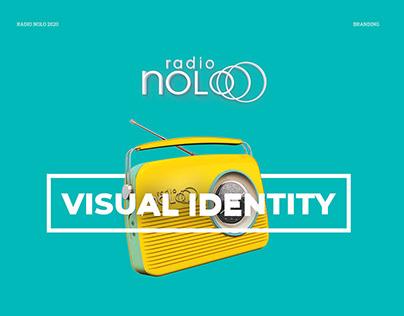 Radio NoLo Visual Identity