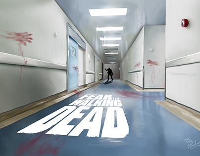 Walking Dead - Poster Concept 4