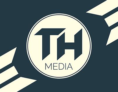 Trace Hewson Media Minimalistic Design - Graphic Design