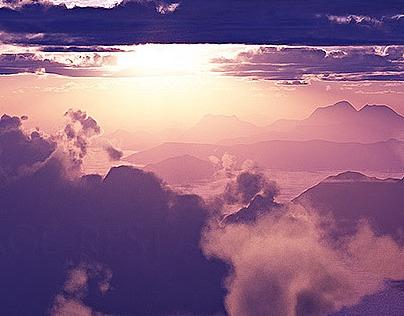 Terragen sunsets (x5)