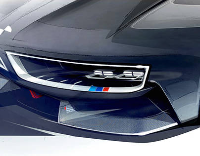 BMW M Zero - Thesis project
