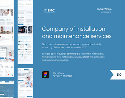 Electrical, Communication&Maintenance services company
