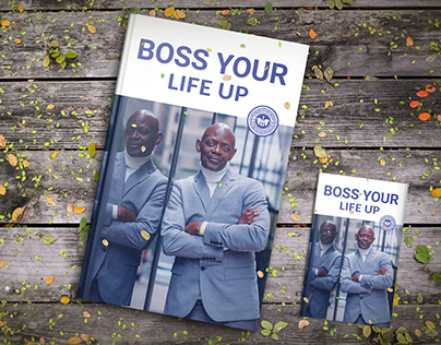 BOSS YOUR LIFE UP BOOK COVER DESIGN