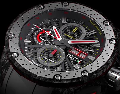 Giorgio Piola Timepieces