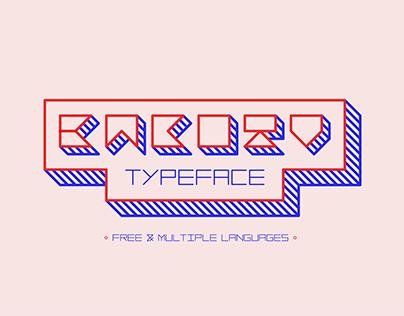 Bacotu - Free Typeface
