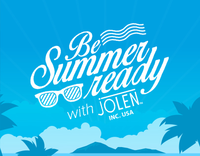 Jolen Campaign- Be Summer Ready