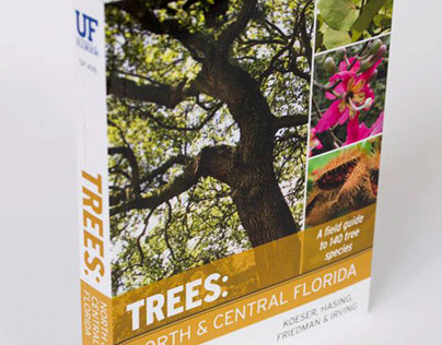Book Design: Trees of North & Central Florida