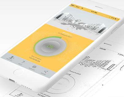iOS design App