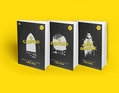 BOOKLINK & KAFKA // Publisher Brand & Books