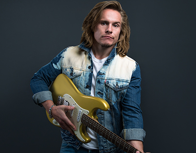 "Tony Cavalero ""School of Rock"""