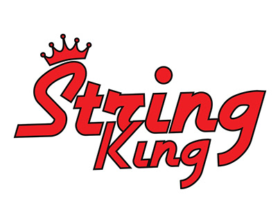 String King Guitar Works Website & Logo