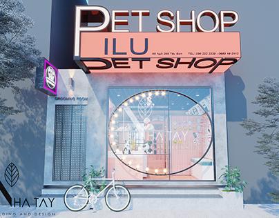 PETSHOP ILU - PET GROOMING