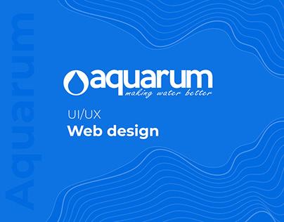 Web site for Aquarum