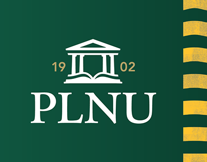 PLNU rebrand project