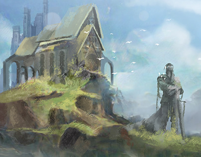 Guard Temple