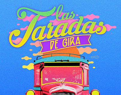 LAS TARADAS DE GIRA flyer