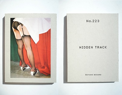 Photography book「Hidden Track」