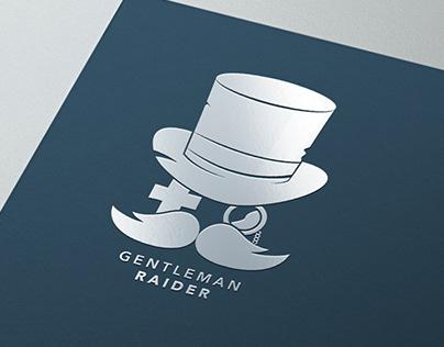 Gentleman Raider - Logo