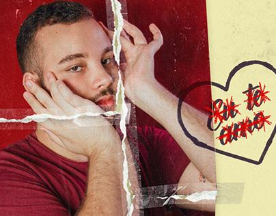 Eu Te Amo - EP Cover Design