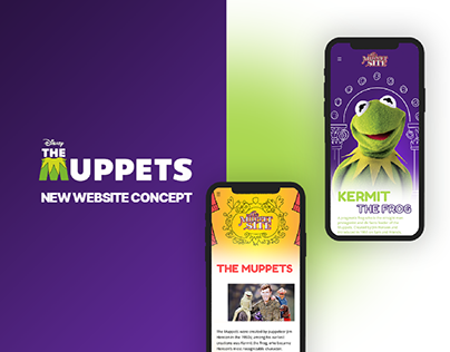 The Muppets Site