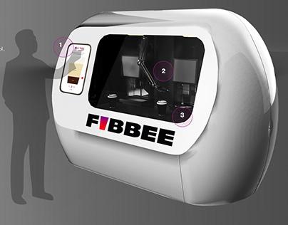 Робототизированная кофейня FIBBEE