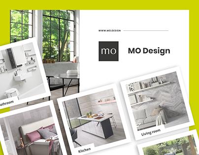 MO.design - website
