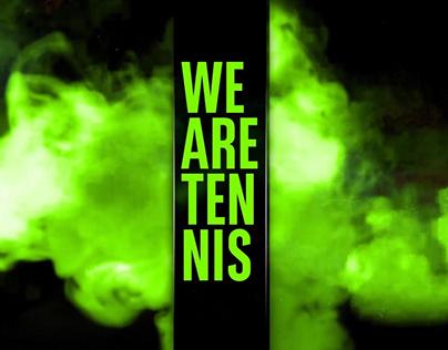 We are Tennis - Game Design