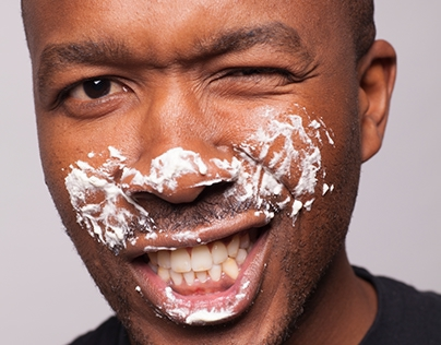 Lentswe Bhengu: TV presenter, chef and foodie