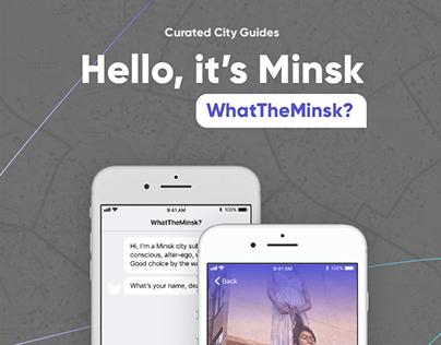 WhatTheMInsk App