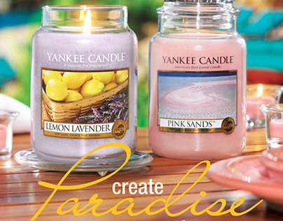 Yankee Candle Campaigns