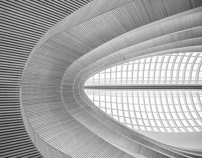 UZH Library by Santiago Calatrava