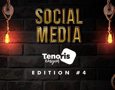 Social Media By Tenoris Designer Edition #4