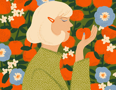 Clementines Season + process