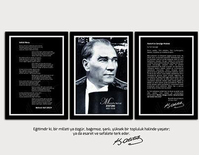 Atatürk Köşesi (Milli Levha)