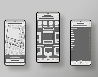 User Interface Design App Redesign - Big Basket