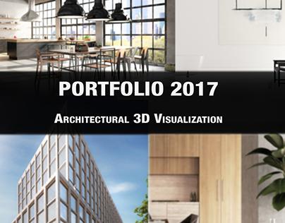 Portfolio 2017 - Architectural 3D Visualization