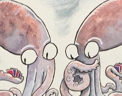 Takenoctopods