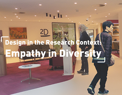 Empathy in Diversity: A Design in Research project
