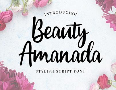 Beauty Amanda