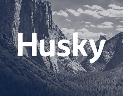 Husky: Outdoor