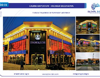 Proyectos para Casinos & Hoteles 2021