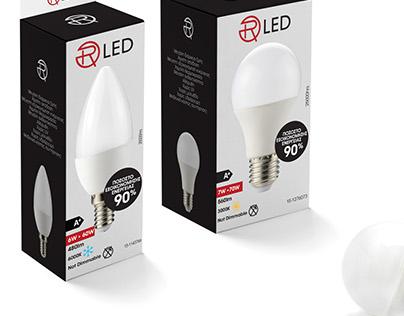 R LED