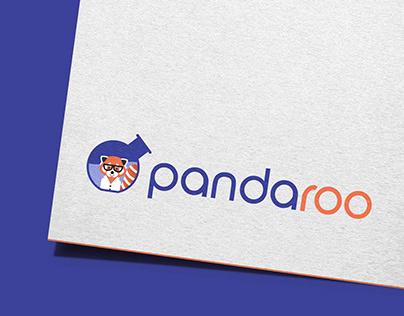 Pandaroo - Logo