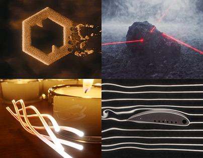 X-Particles Studies